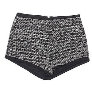 Urban Outfitters | marled knit shorts